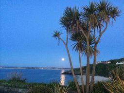 Moonlit Cornwall