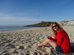 Gorgeous beaches - St Ives