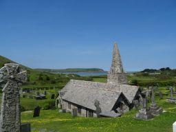 Church and Sea - Rock