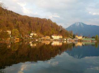 Bavarian lake views
