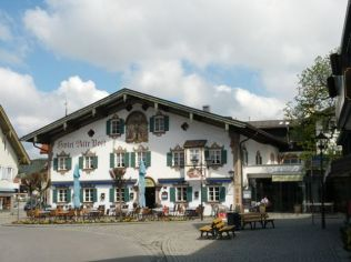Bavarian architecture
