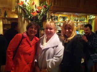 Laurel Guest Star in London!!!
