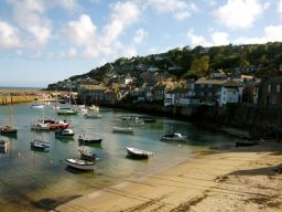 Mousehole - Quaint English fishing villages
