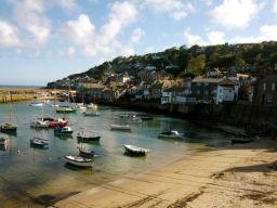 Mousehole - Quaint English fishing villages