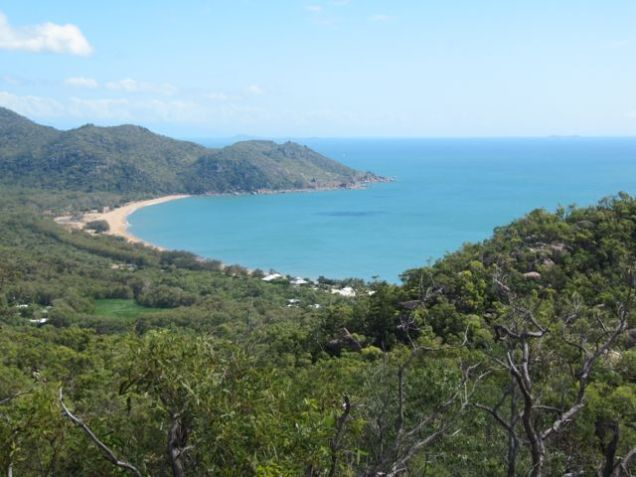 Beautiful hiking views